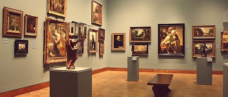 ✮ گالری و نمایشگاه تابلوهای نقاشی کلاسیک قدیمی