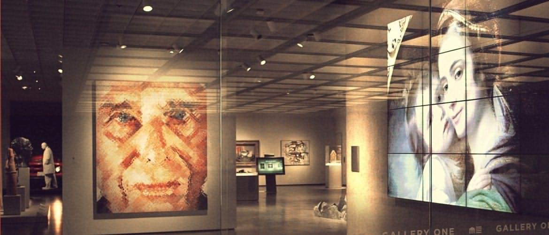 ✮ گالری و نمایشگاه تابلوهای نقاشی دیجیتالی