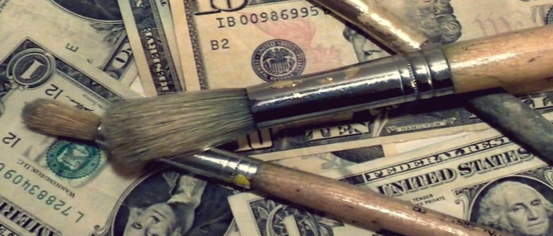 آموزش و آشنایی با مسایل اقتصادی هنر