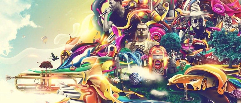 آموزش و آشنایی با هنر گرافیک
