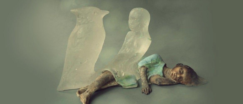 📚 صنایع دستی با سنگ و شیشه