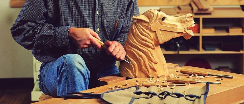 📚 صنایع دستی با چوب
